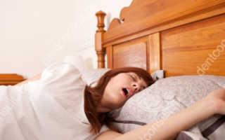 Во время сна подушка становится мокрой от слюны: о чем это говорит